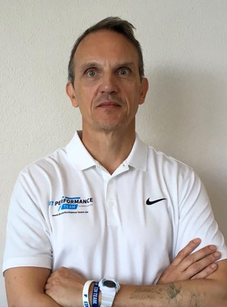 Personal Trainer Robert Podolski Mannheim