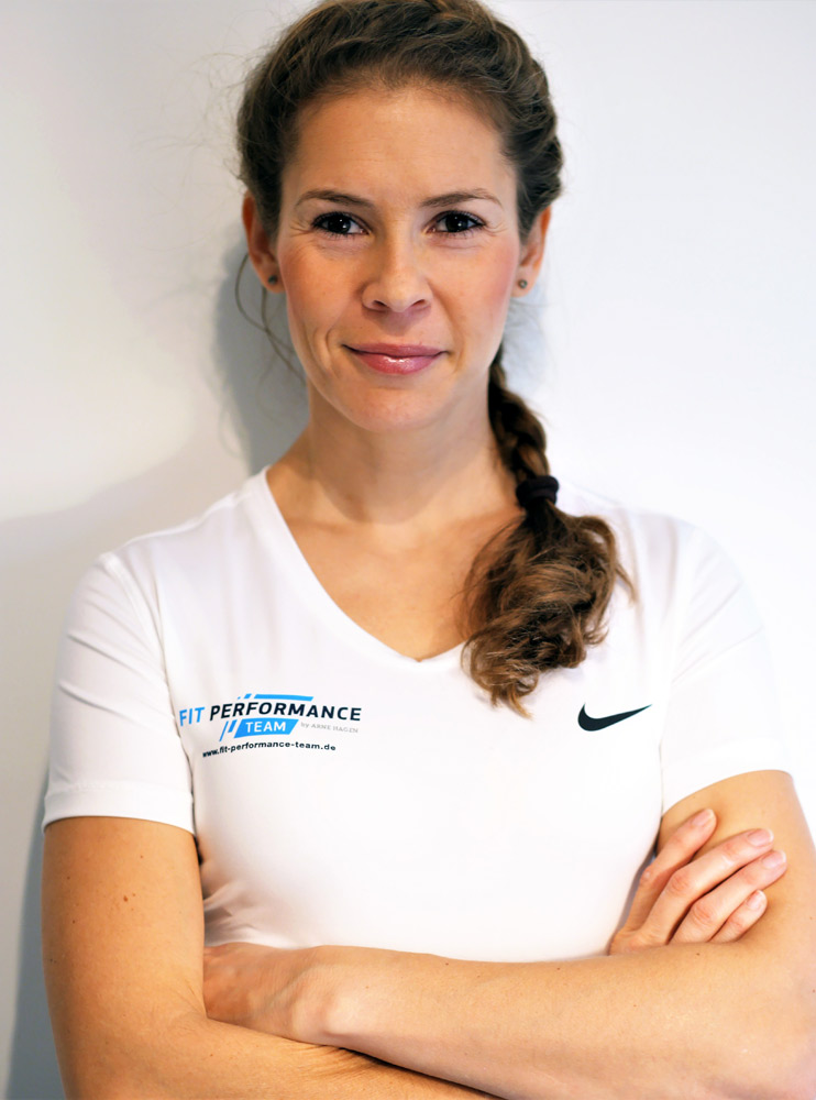 Personal Trainer Cindy Warth Berlin
