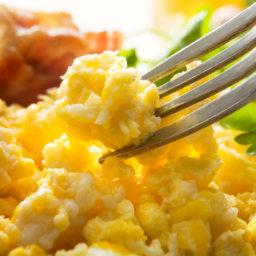 Fitness - Eine gute Portion Protein ist nach dem Training pflicht