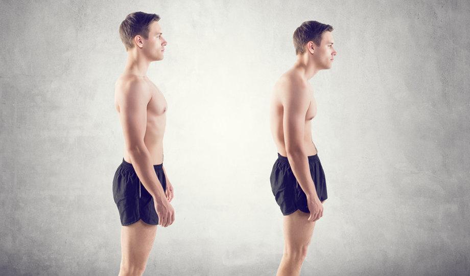 Tipps - Für eine aufrechte Körperhaltung