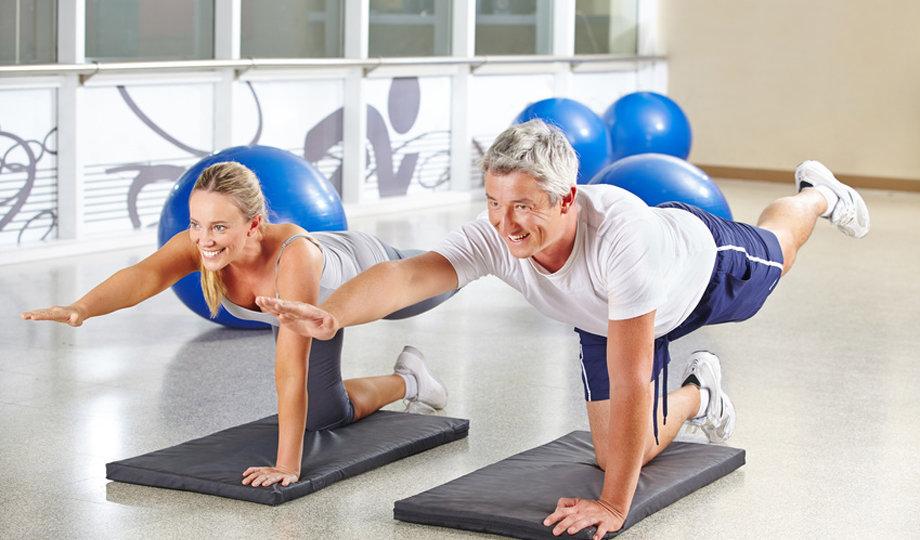 Fit Performance Team - Tipps für Ihren Rücken