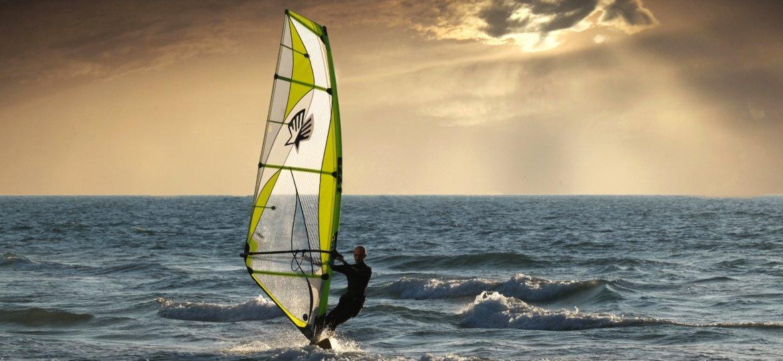 Werden Sie fit für die Surf - Saison - Los gehts